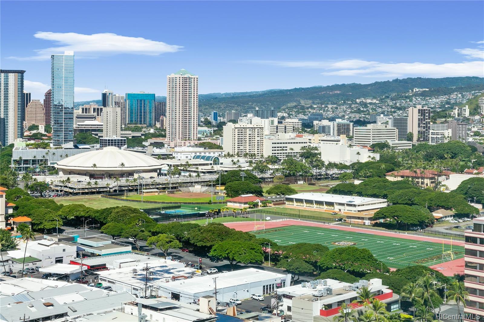 Hawaiki Tower condo # 2401, Honolulu, Hawaii - photo 15 of 17