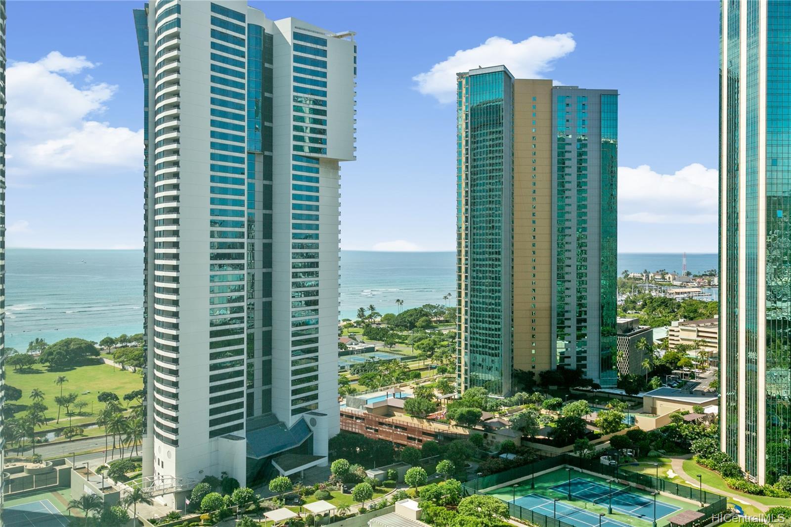 Hawaiki Tower condo # 2401, Honolulu, Hawaii - photo 16 of 17