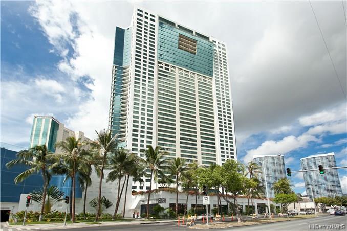 Hawaiki Tower condo # 2407, Honolulu, Hawaii - photo 17 of 18