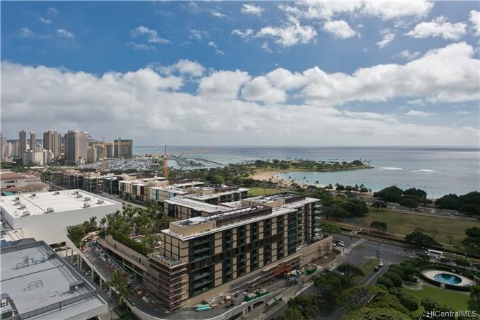 Hawaiki Tower condo # 2407, Honolulu, Hawaii - photo 18 of 18