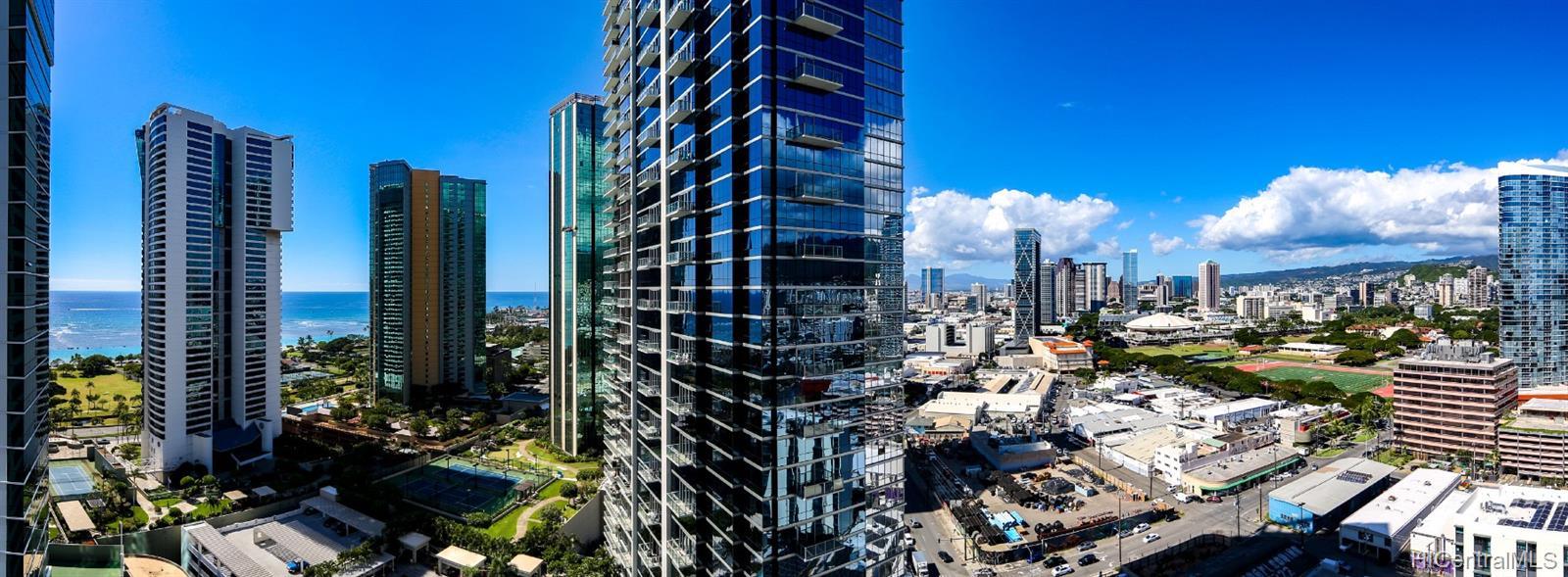 Hawaiki Tower condo # 2502, Honolulu, Hawaii - photo 11 of 15