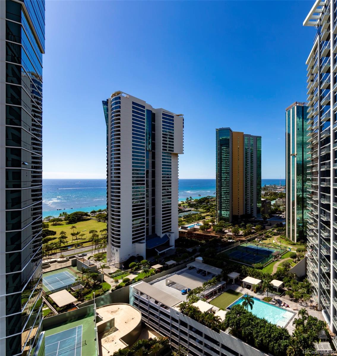 Hawaiki Tower condo # 2502, Honolulu, Hawaii - photo 9 of 15