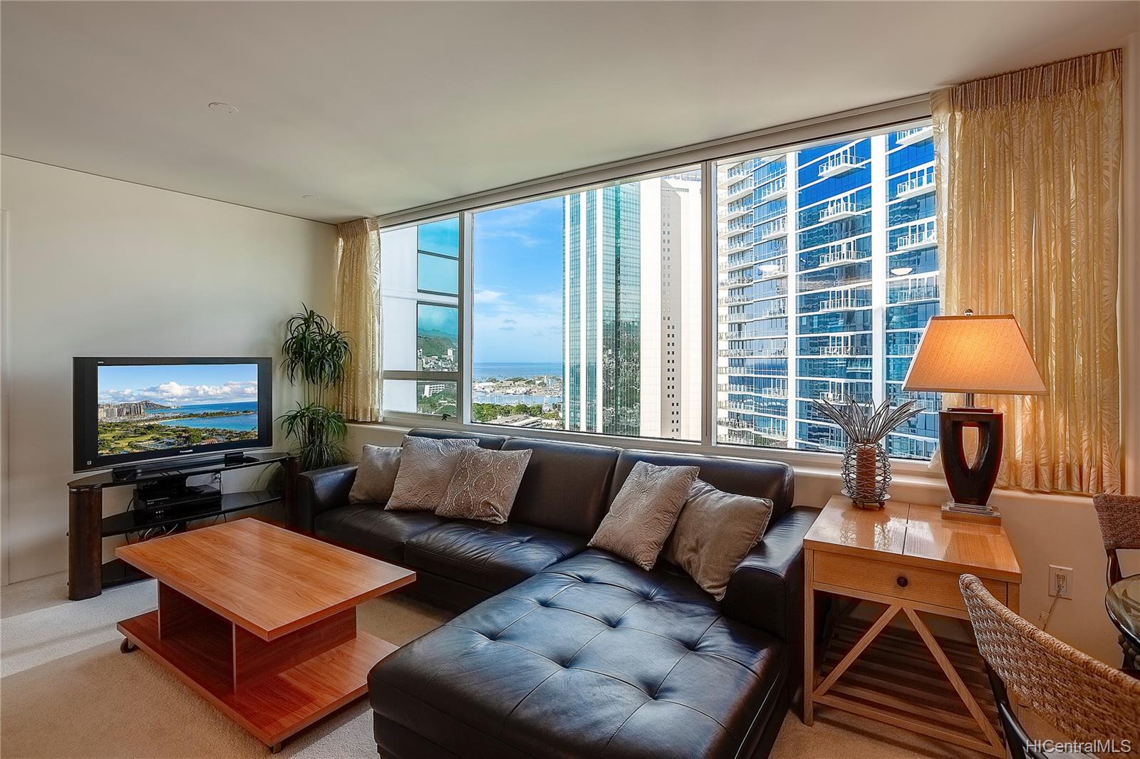 Hawaiki Tower condo # 2610, Honolulu, Hawaii - photo 2 of 25