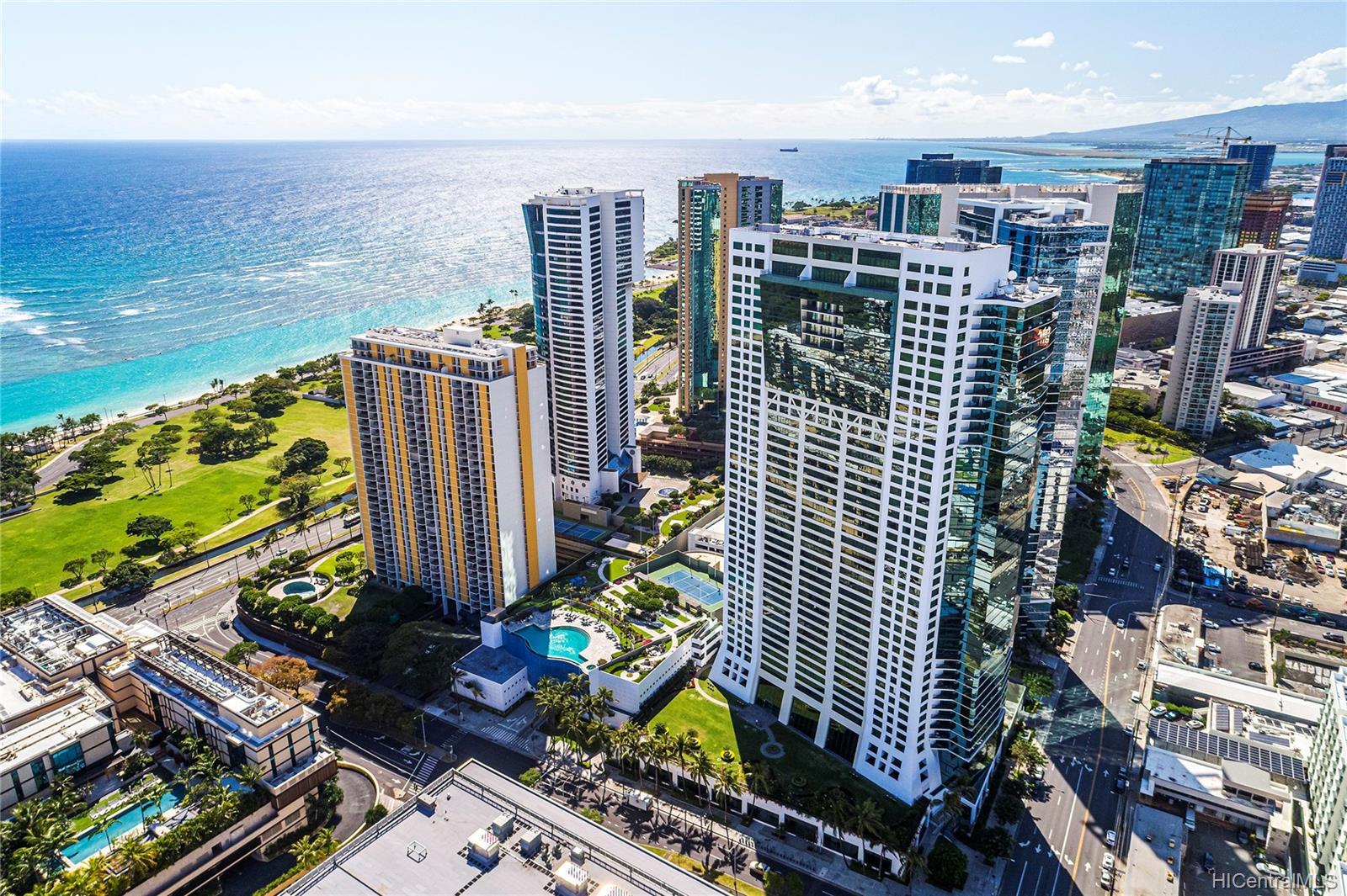 Hawaiki Tower condo # 2611, Honolulu, Hawaii - photo 1 of 1