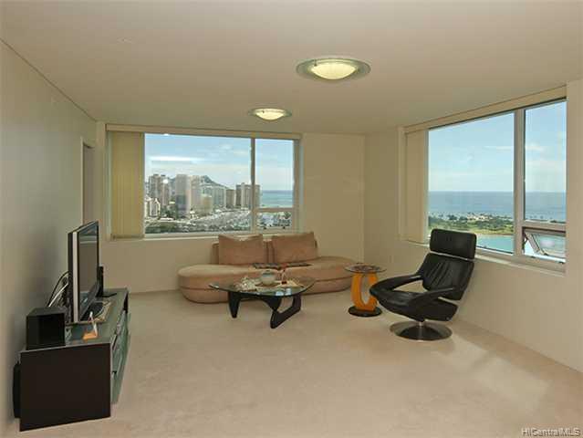 Hawaiki Tower condo # 2808, Honolulu, Hawaii - photo 3 of 10