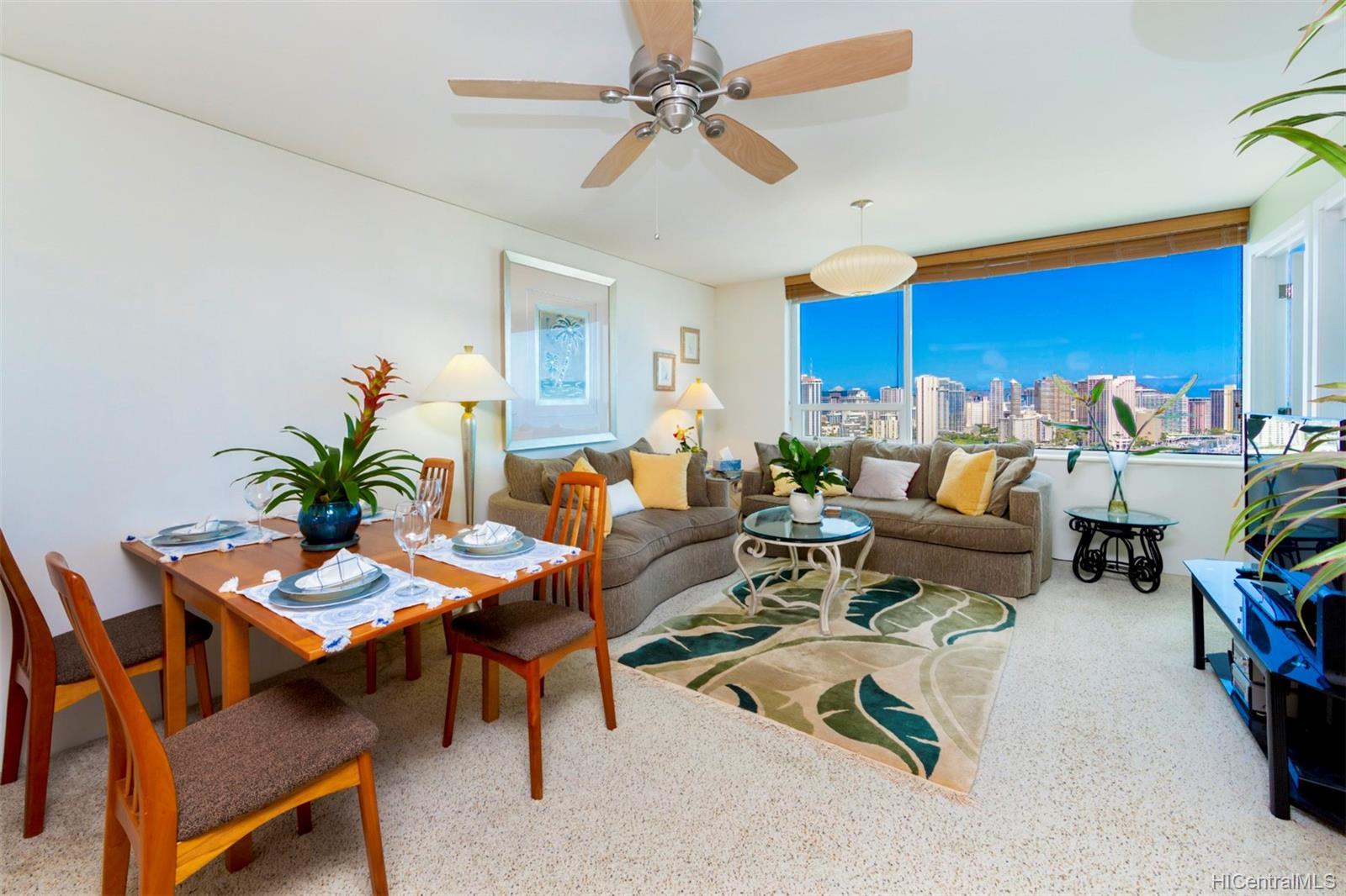 Hawaiki Tower condo # 2906, Honolulu, Hawaii - photo 2 of 17