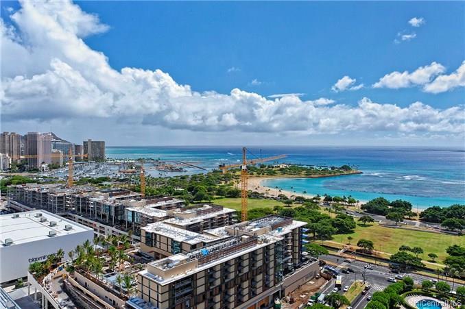 Hawaiki Tower condo # 2907, Honolulu, Hawaii - photo 2 of 19