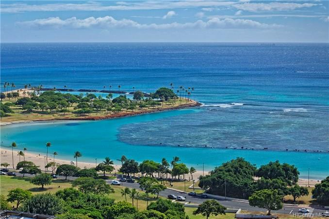 Hawaiki Tower condo # 2907, Honolulu, Hawaii - photo 3 of 19