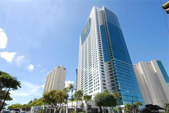 Hawaiki Tower condo # 2911, Honolulu, Hawaii - photo 9 of 10