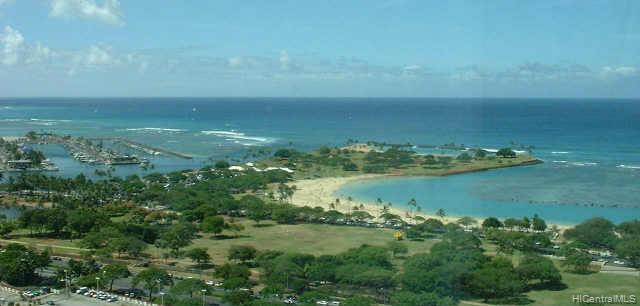 Hawaiki Tower condo # 3104, Honolulu, Hawaii - photo 2 of 9