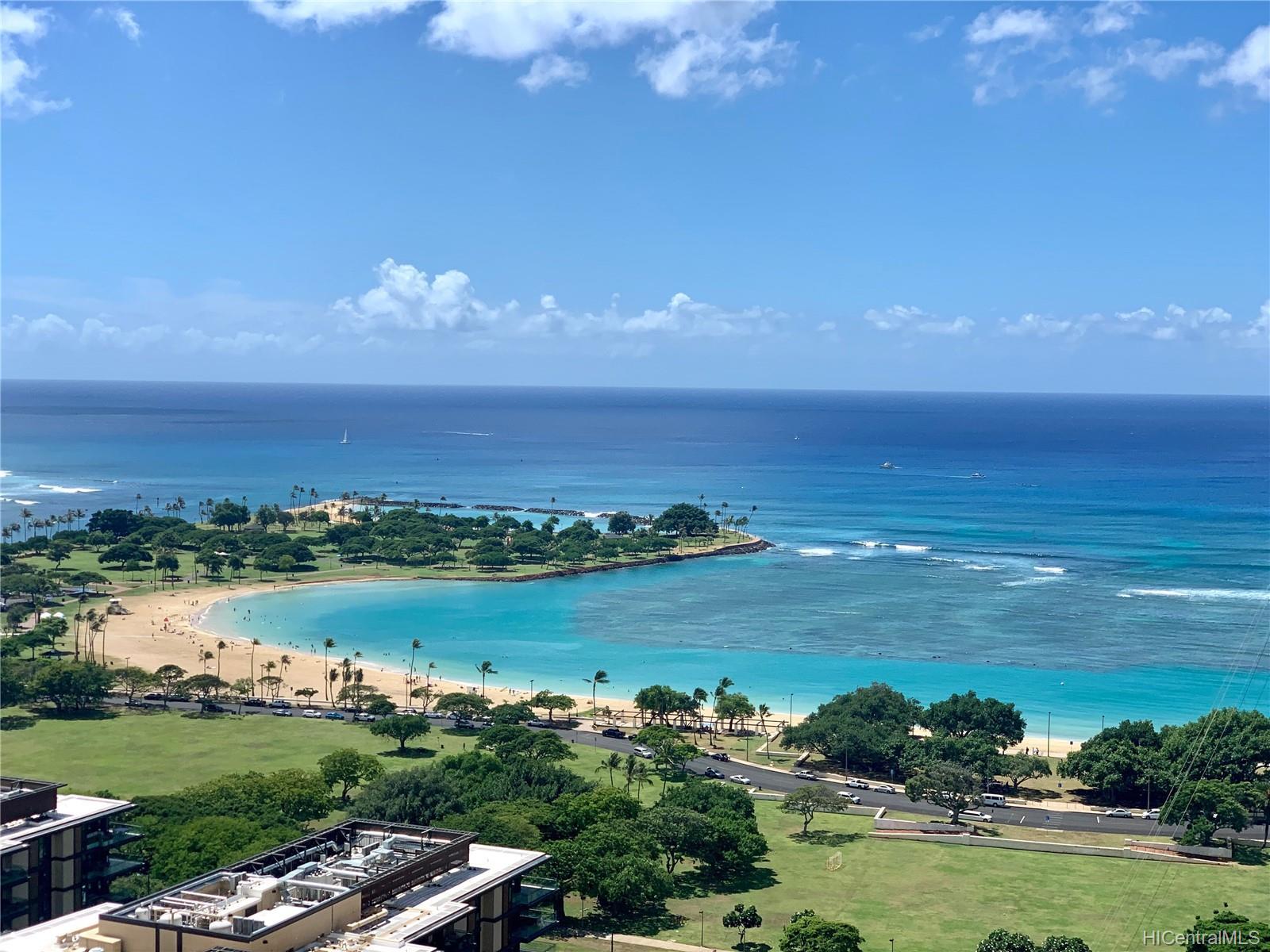 Hawaiki Tower condo # 3106, Honolulu, Hawaii - photo 1 of 20
