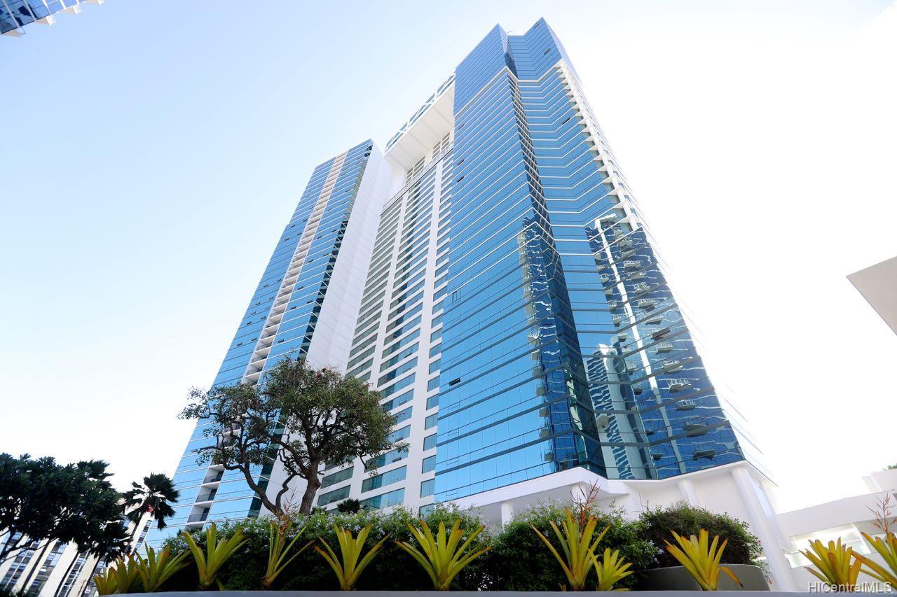 Hawaiki Tower condo # 3111, Honolulu, Hawaii - photo 1 of 25