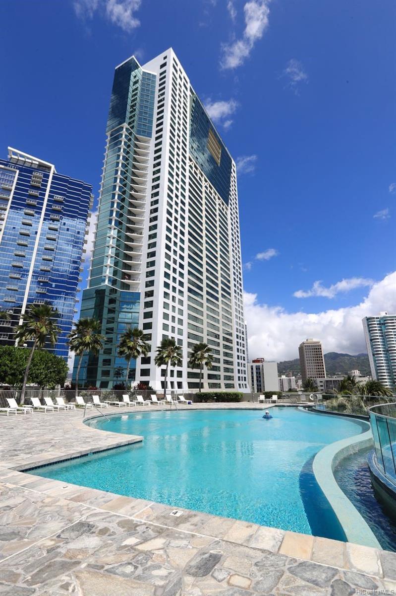 Hawaiki Tower condo # 3111, Honolulu, Hawaii - photo 24 of 25