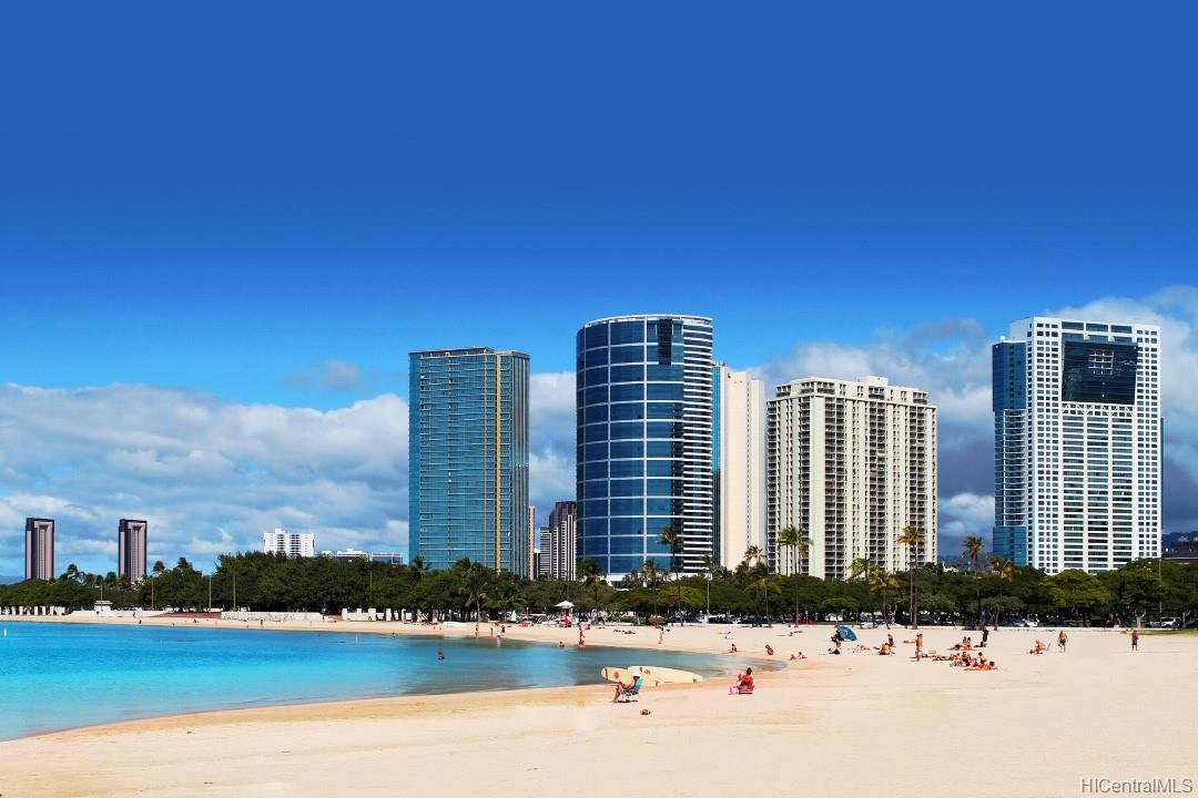 Hawaiki Tower condo # 3211, Honolulu, Hawaii - photo 17 of 17
