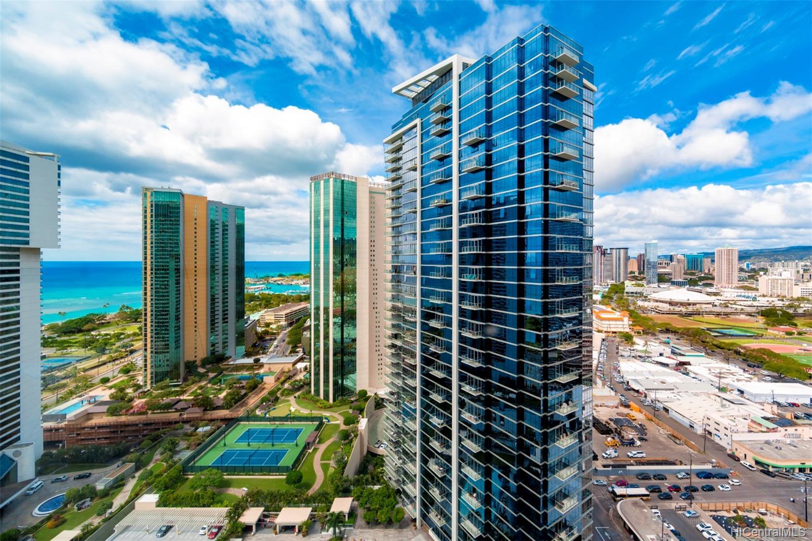 Hawaiki Tower condo # 3211, Honolulu, Hawaii - photo 10 of 17