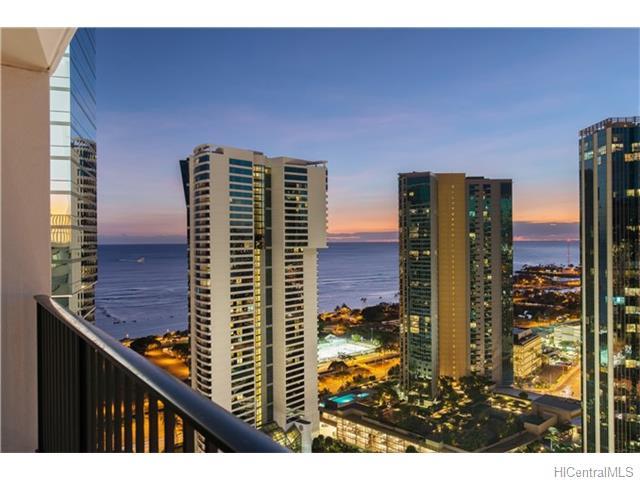 Hawaiki Tower condo # 3501/3502, Honolulu, Hawaii - photo 15 of 23