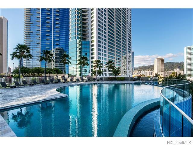 Hawaiki Tower condo # 3501/3502, Honolulu, Hawaii - photo 16 of 23