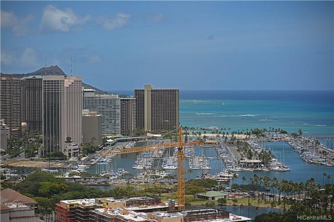 Hawaiki Tower condo # 3503, Honolulu, Hawaii - photo 8 of 25
