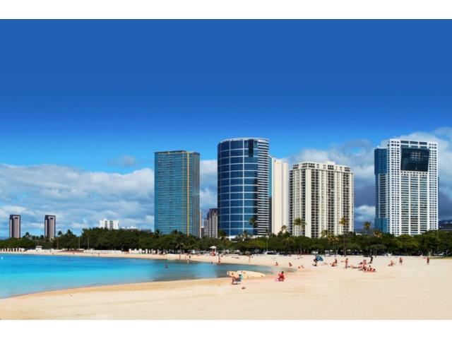 Hawaiki Tower condo # 3508, Honolulu, Hawaii - photo 23 of 23
