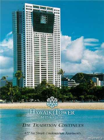 Hawaiki Tower condo # 3601+02, Honolulu, Hawaii - photo 7 of 10