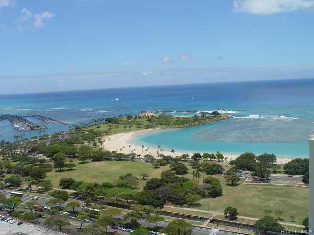 Hawaiki Tower condo # 3608, Honolulu, Hawaii - photo 1 of 10