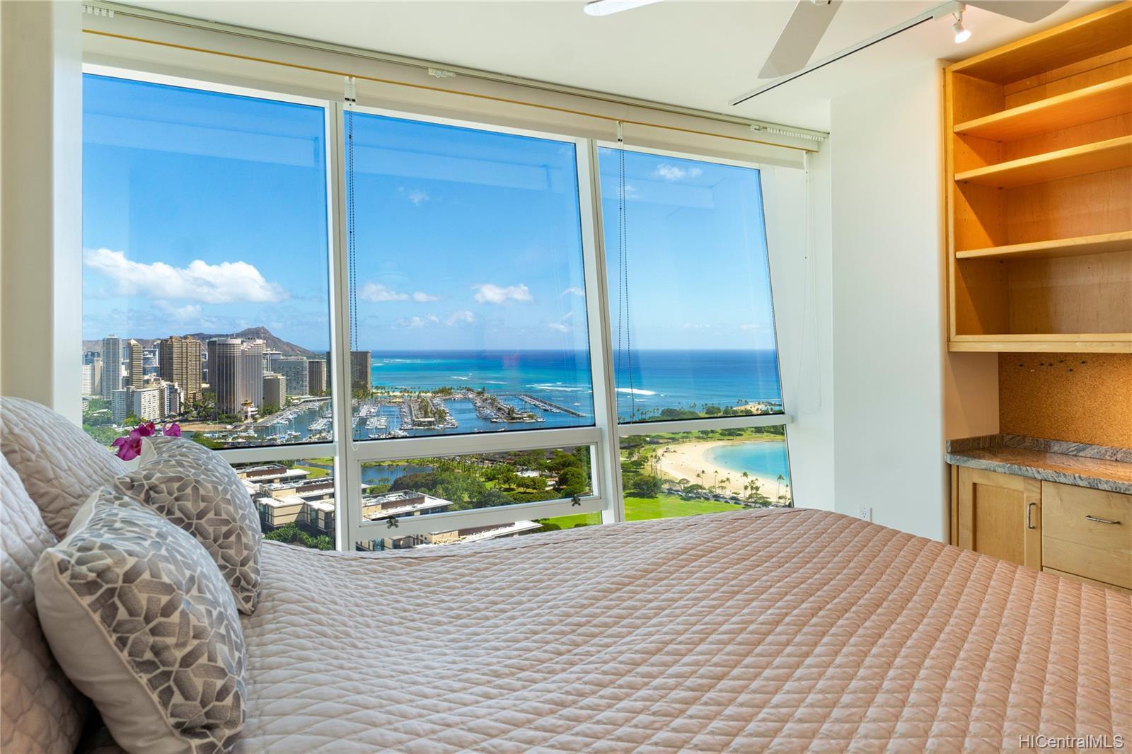 Hawaiki Tower condo # 3707, Honolulu, Hawaii - photo 11 of 25