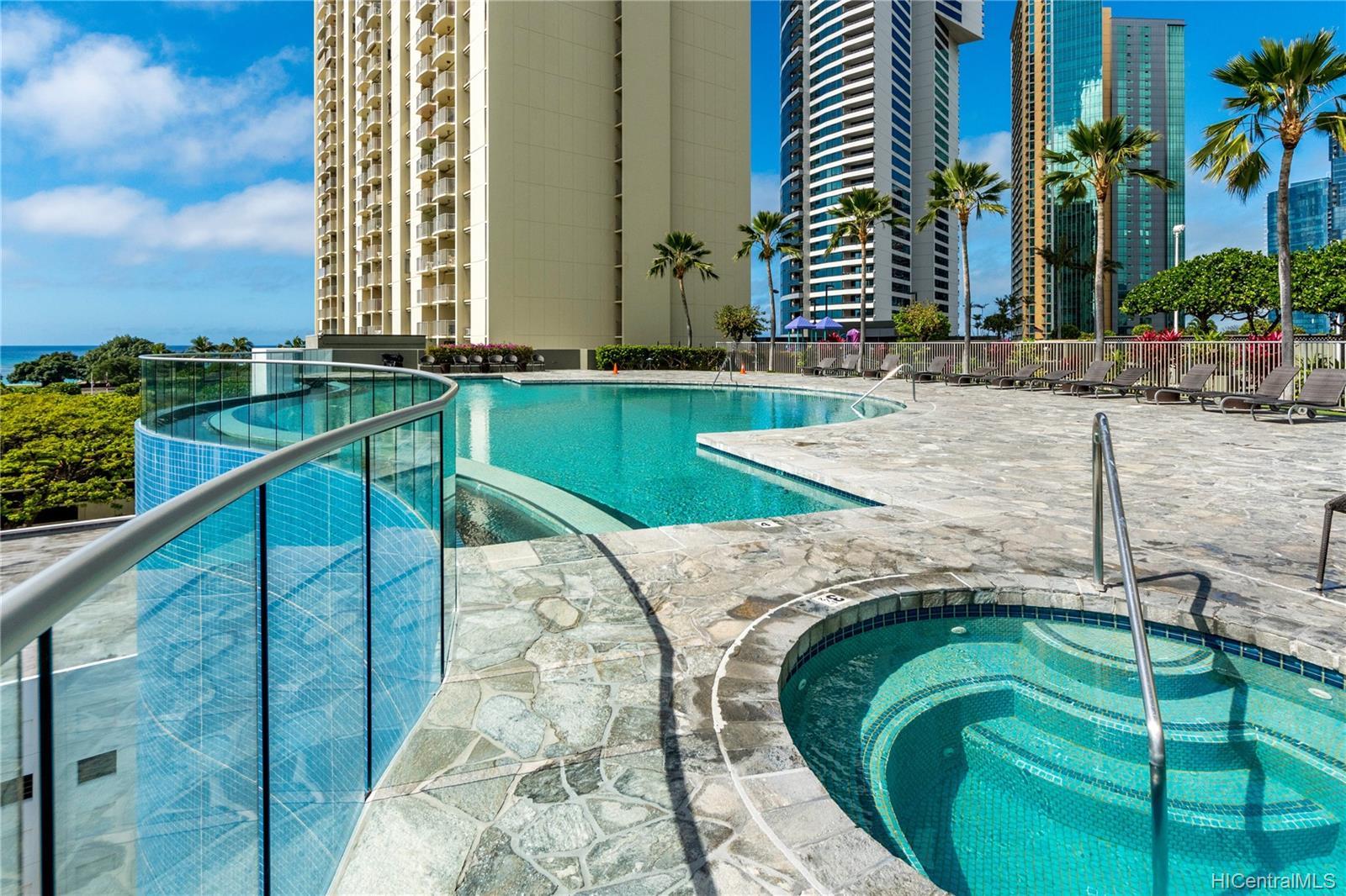 Hawaiki Tower condo # 3707, Honolulu, Hawaii - photo 22 of 25