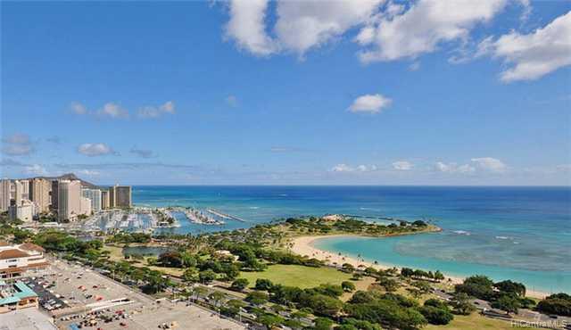 Hawaiki Tower condo # 3805, Honolulu, Hawaii - photo 1 of 10