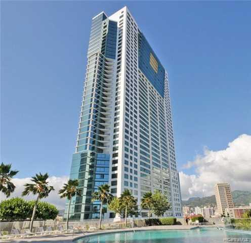 Hawaiki Tower condo # 3805, Honolulu, Hawaii - photo 2 of 10