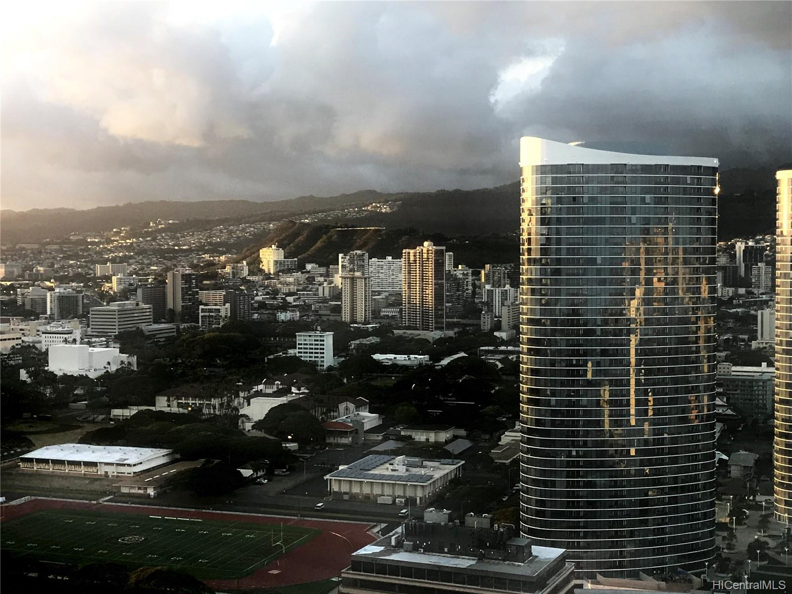 Hawaiki Tower condo # 3809, Honolulu, Hawaii - photo 13 of 15