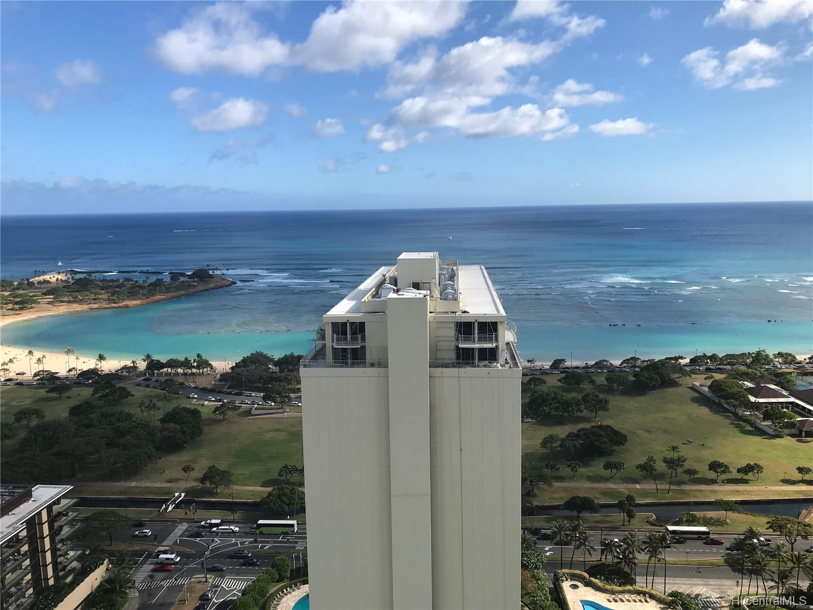 Hawaiki Tower condo # 3809, Honolulu, Hawaii - photo 3 of 15