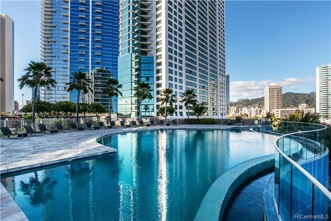Hawaiki Tower condo # 4008, Honolulu, Hawaii - photo 13 of 15