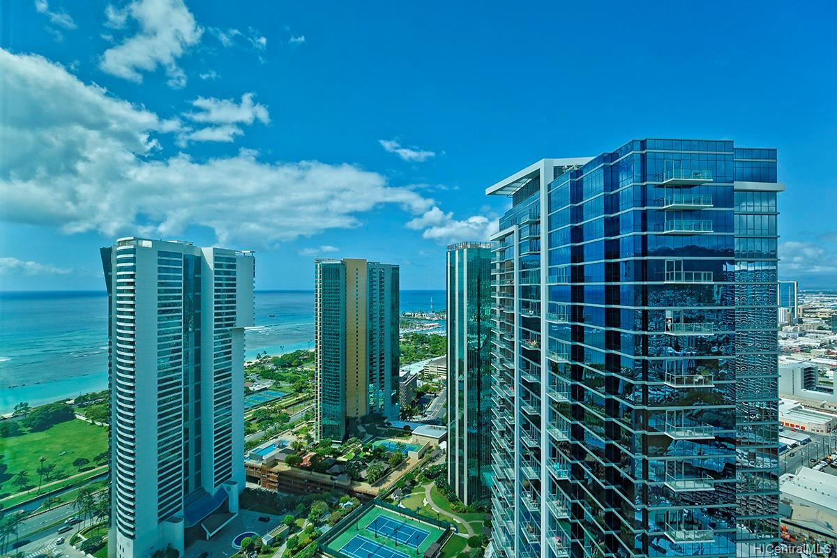Hawaiki Tower condo # 4101, Honolulu, Hawaii - photo 6 of 13