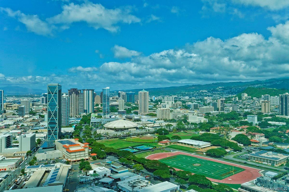 Hawaiki Tower condo # 4101, Honolulu, Hawaii - photo 7 of 13