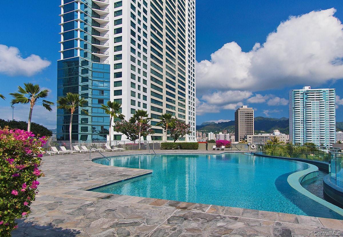 Hawaiki Tower condo # 4101, Honolulu, Hawaii - photo 9 of 13