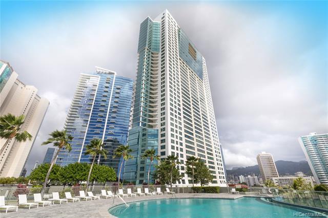 Hawaiki Tower condo # 4103, Honolulu, Hawaii - photo 22 of 22