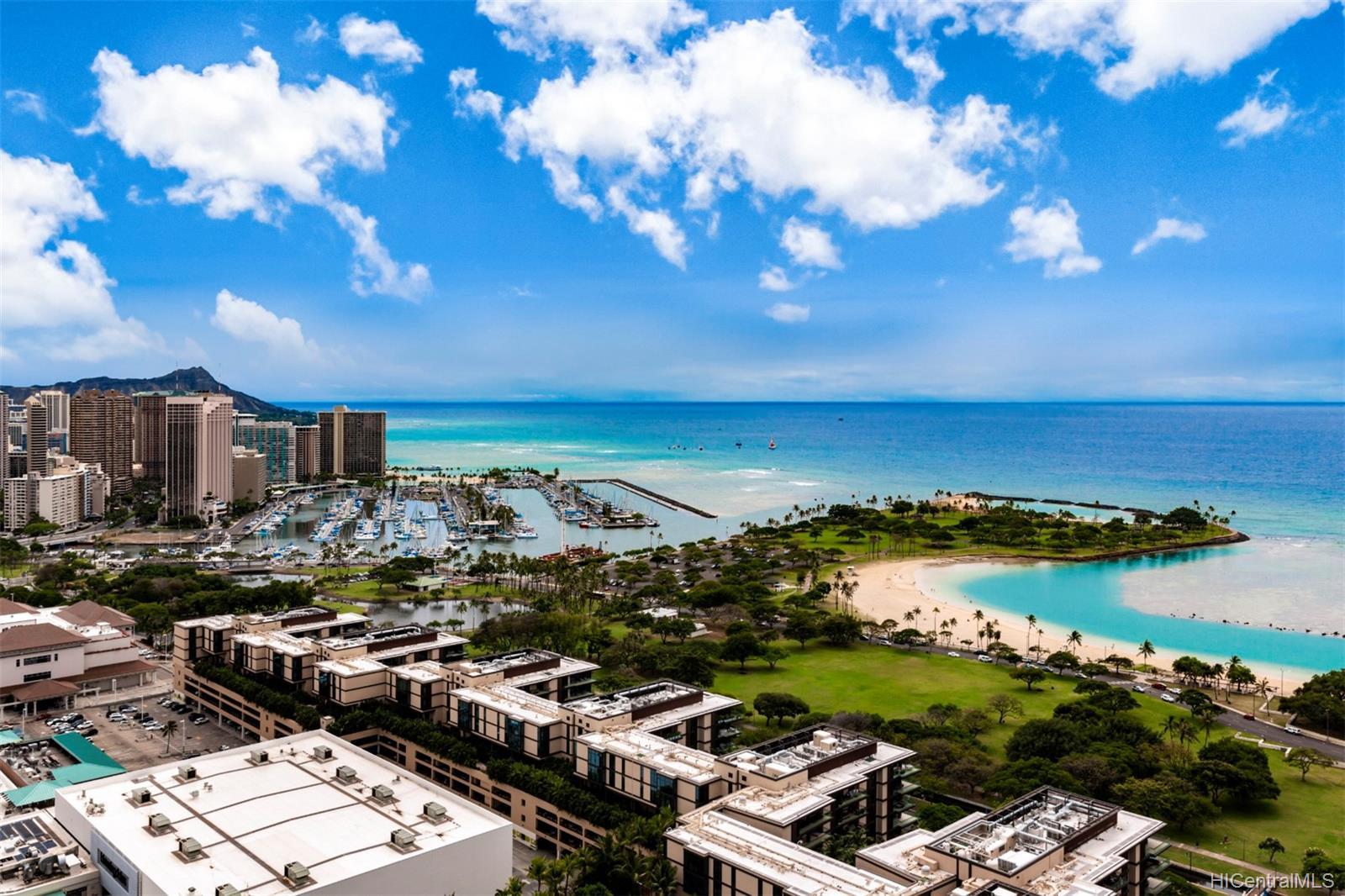Hawaiki Tower condo # 4104, Honolulu, Hawaii - photo 2 of 15