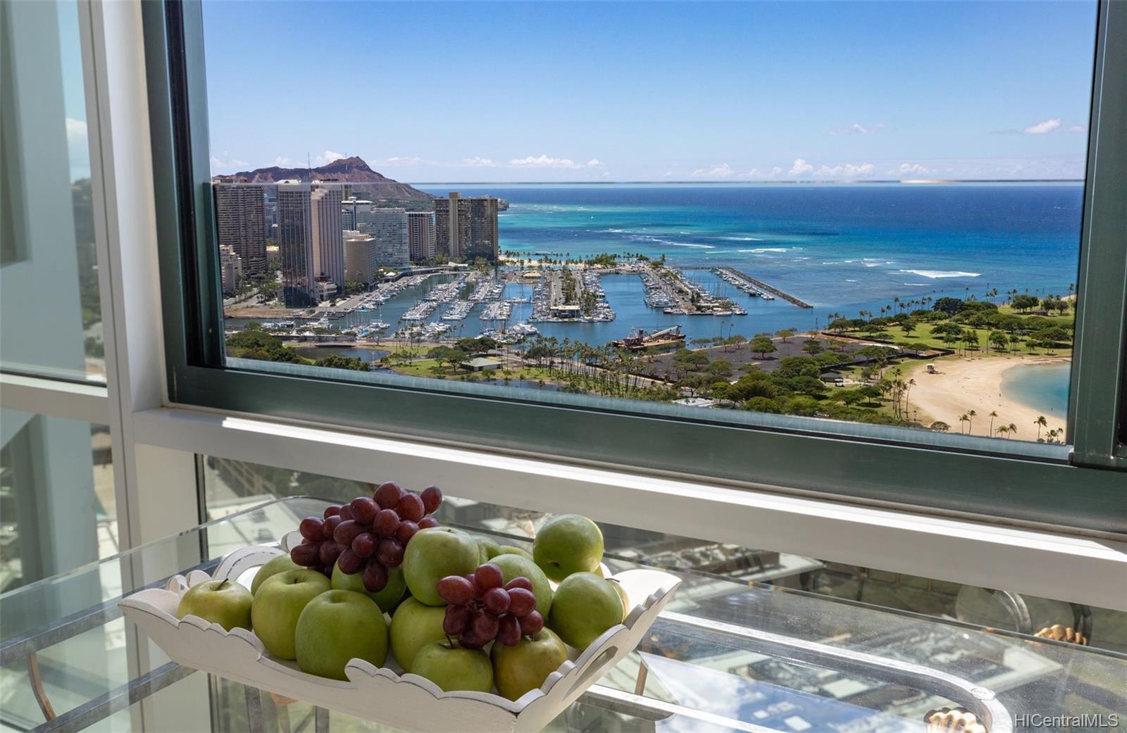 Hawaiki Tower condo # 4109, Honolulu, Hawaii - photo 4 of 18