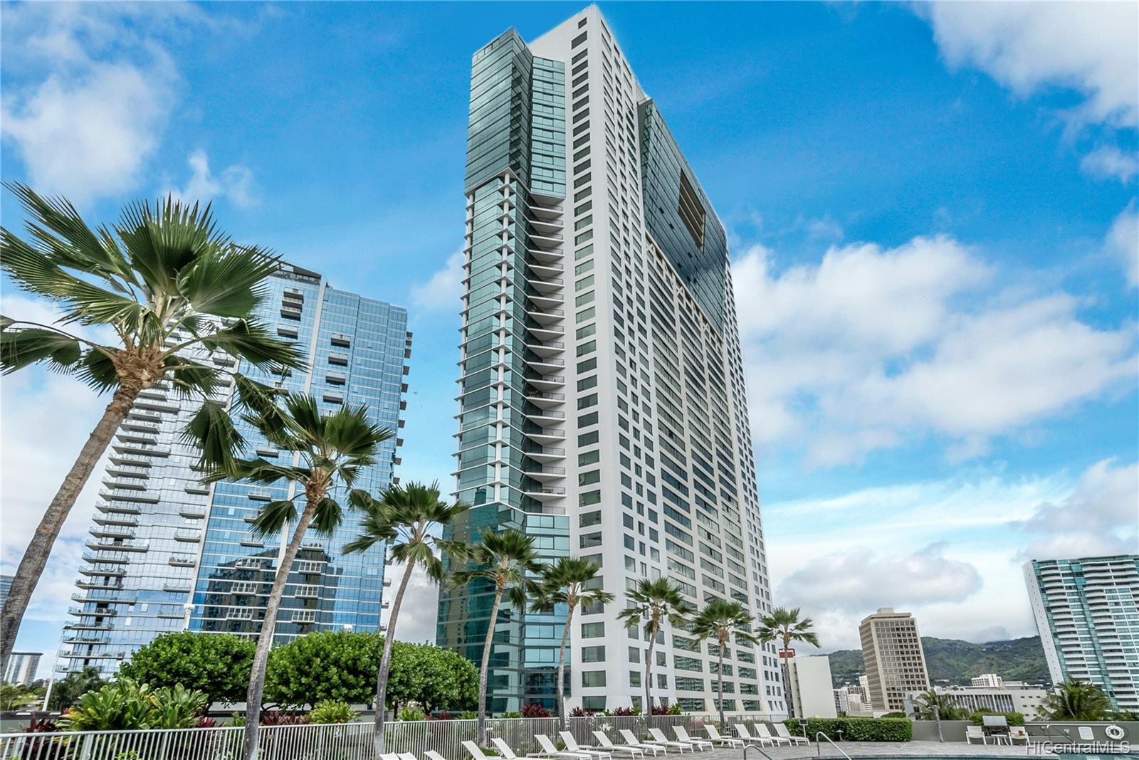 Hawaiki Tower condo # 4201, Honolulu, Hawaii - photo 1 of 25