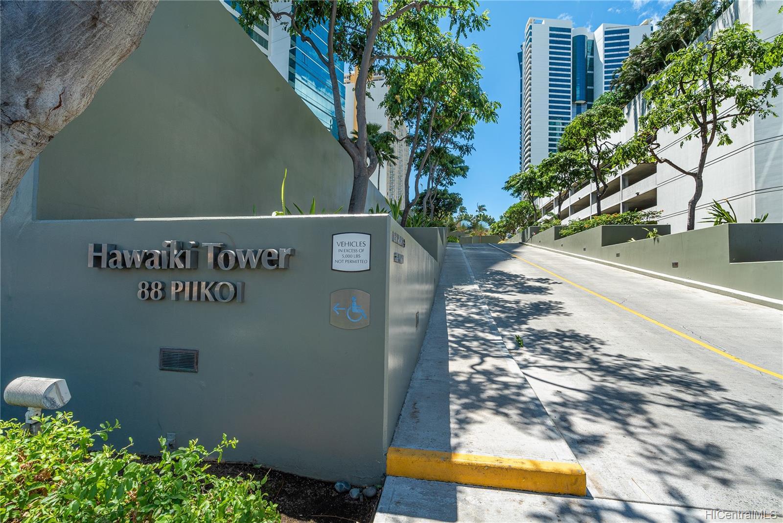 Hawaiki Tower condo # 4201, Honolulu, Hawaii - photo 24 of 25