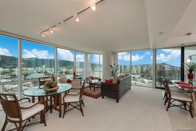 Hawaiki Tower condo # 4203, Honolulu, Hawaii - photo 1 of 18
