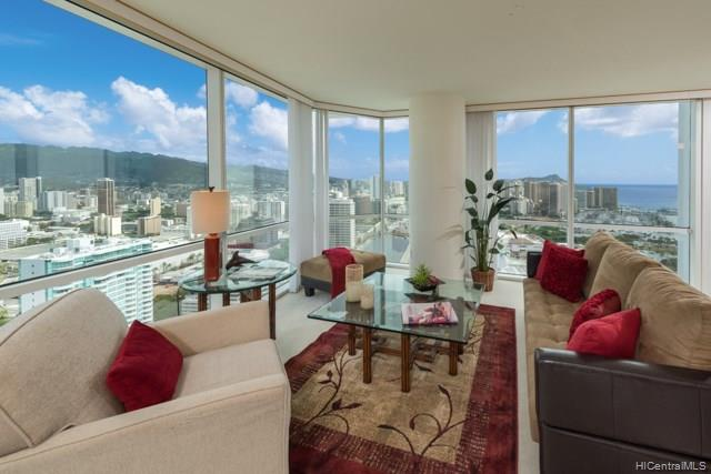 Hawaiki Tower condo # 4203, Honolulu, Hawaii - photo 4 of 18