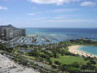 Hawaiki Tower condo # 4408, Honolulu, Hawaii - photo 2 of 5