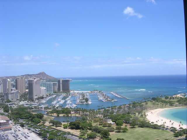 Hawaiki Tower condo # 4409, Honolulu, Hawaii - photo 1 of 10