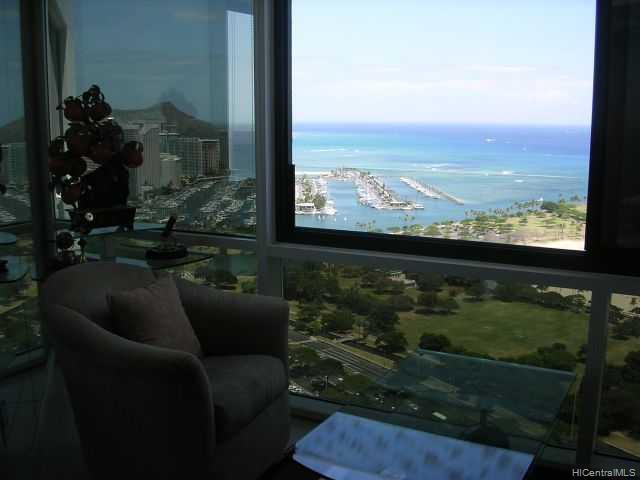 Hawaiki Tower condo # 4409, Honolulu, Hawaii - photo 4 of 10