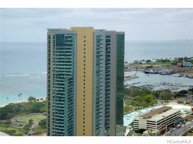 Hawaiki Tower condo # 4506, Honolulu, Hawaii - photo 10 of 10