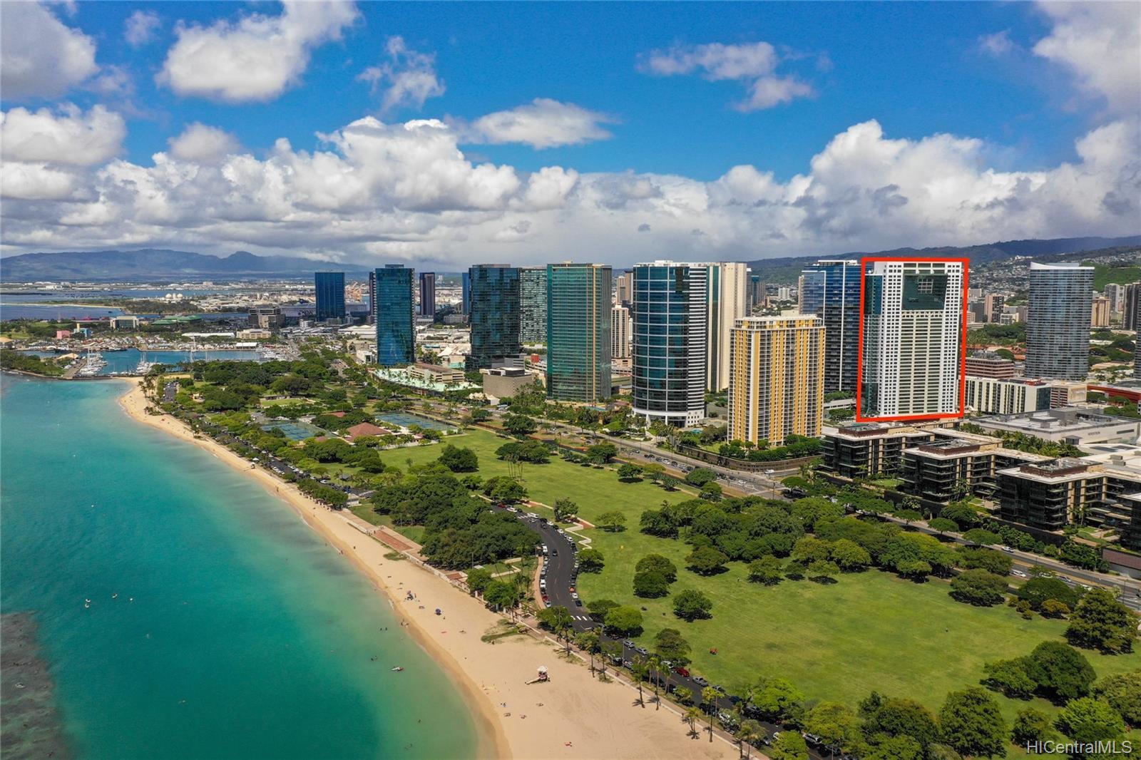 Hawaiki Tower condo # 4507, Honolulu, Hawaii - photo 20 of 22