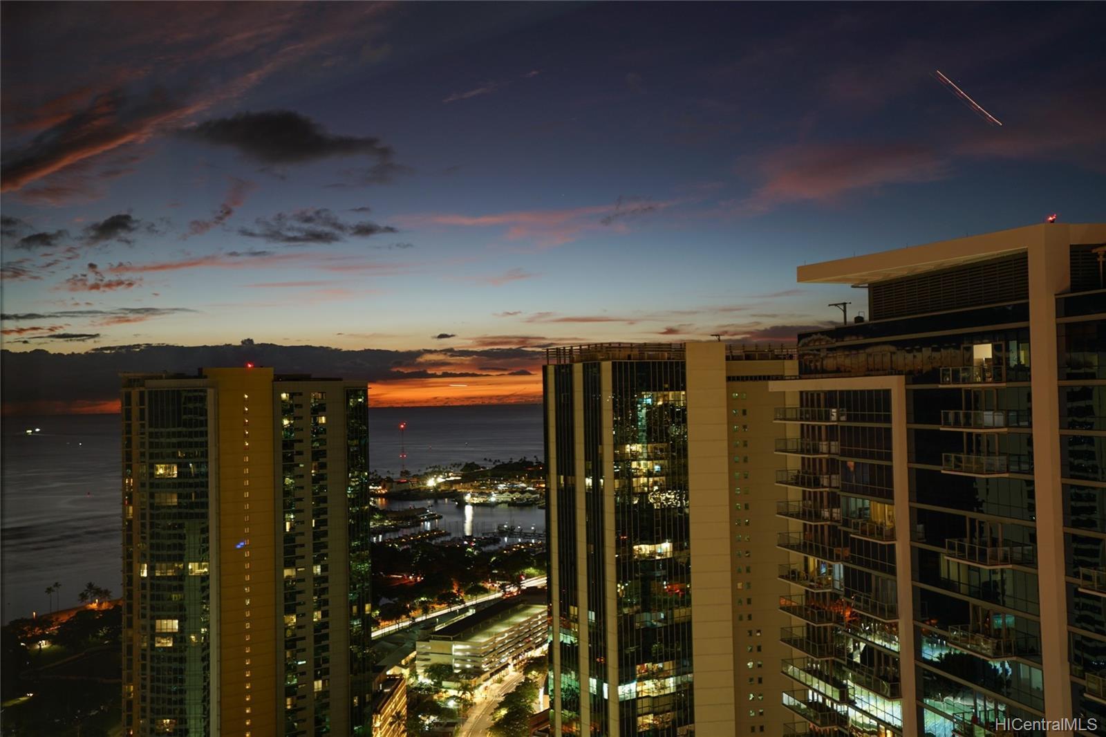 Hawaiki Tower condo # 4507, Honolulu, Hawaii - photo 22 of 22