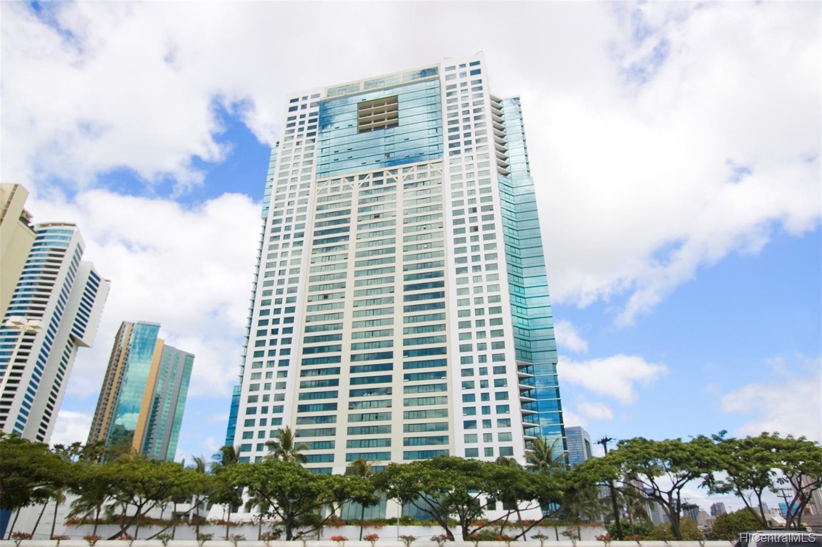 Hawaiki Tower condo # 608, Honolulu, Hawaii - photo 23 of 23