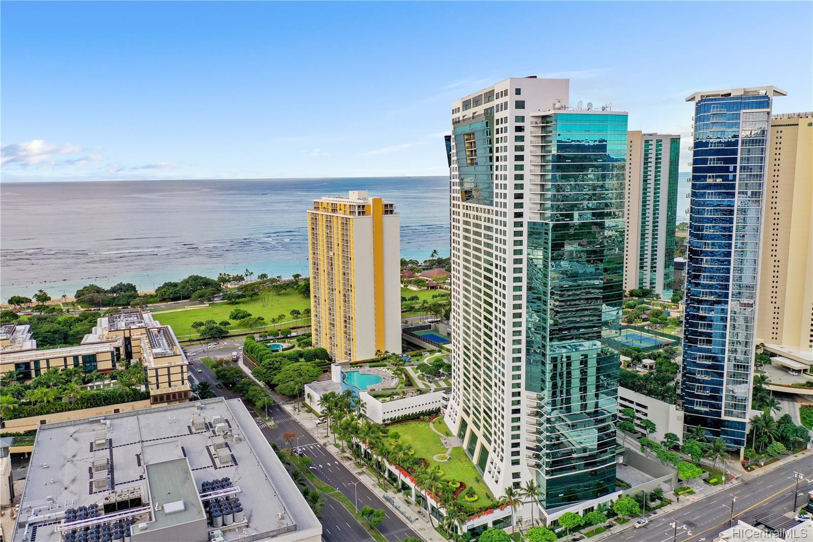 Hawaiki Tower condo # 611, Honolulu, Hawaii - photo 18 of 23